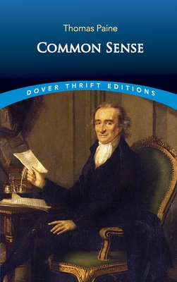 Common Sense (Dover Thrift Editions) Cover Image