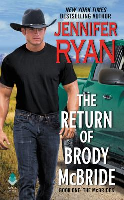 The Return of Brody McBride Cover