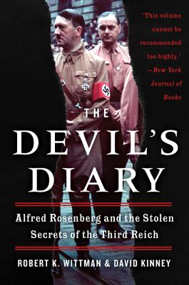 Devil's Diary, The cover image