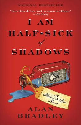 I Am Half-Sick of Shadows Cover Image