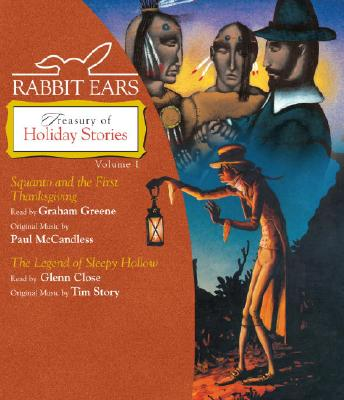 Rabbit Ears Treasury of Holiday Stories Cover
