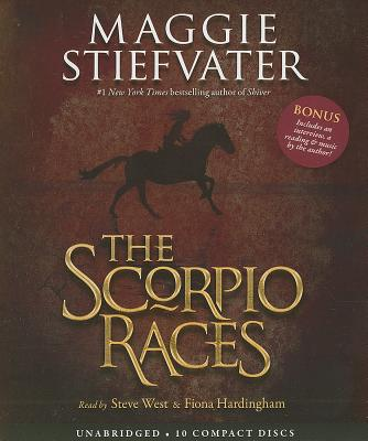 The Scorpio Races Cover Image