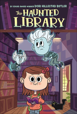 Haunted Library Cover Image
