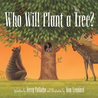Who Will Plant a Tree? Cover Image