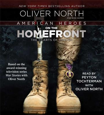 American Heroes: On the Homefront Cover Image