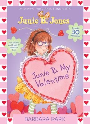 Junie B. My Valentime (Junie B. Jones) Cover Image