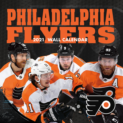 Philadelphia Flyers 2021 12x12 Team Wall Calendar Cover Image
