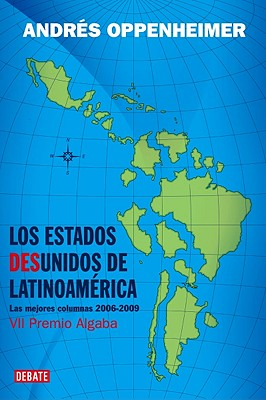 Los Estados Desunidos de Latinoamerica Cover