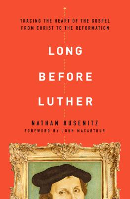 Long Before Luther cover image