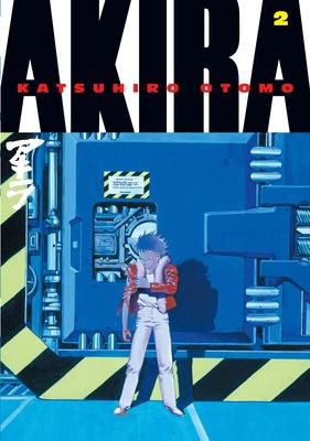 Akira Volume 2 Cover Image
