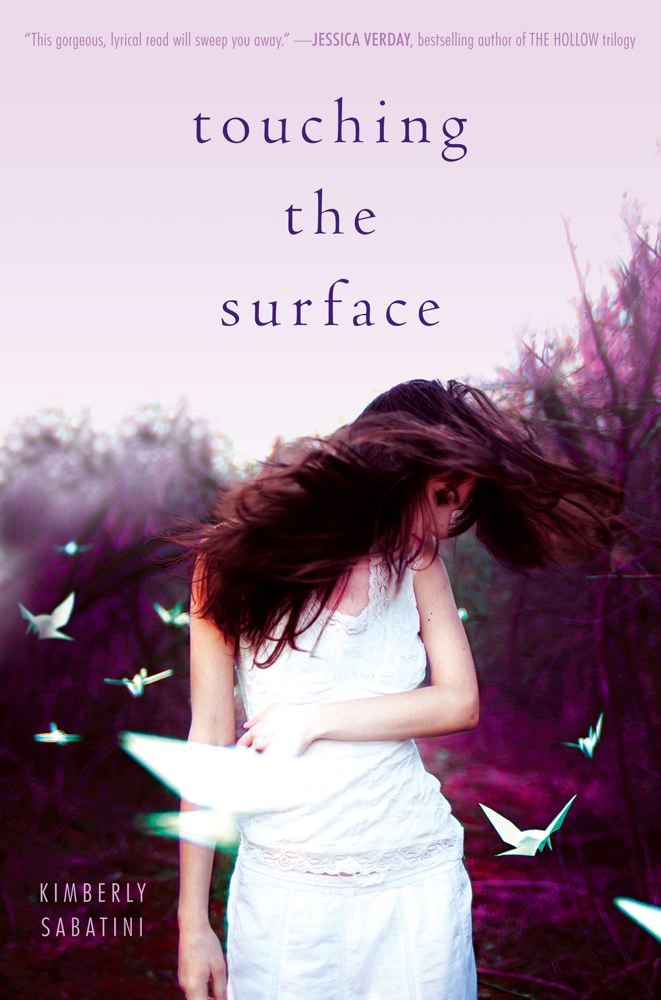 Touching the Surface Cover