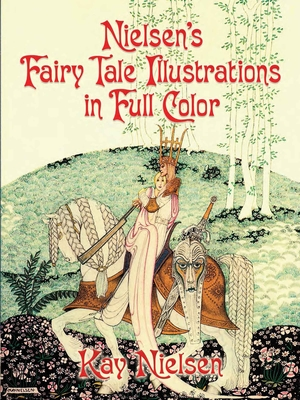 Nielsen's Fairy Tale Illustrations in Full Color Cover