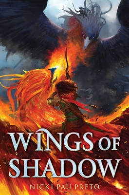 Wings of Shadow (Crown of Feathers) Cover Image