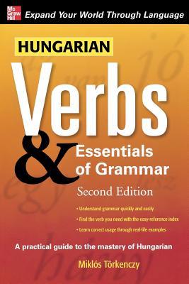 Hungarian Verbs & Essentials of Grammar (Verbs and Essentials of Grammar) Cover Image