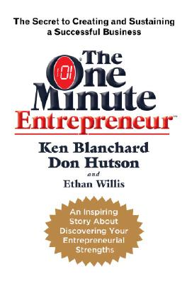 The One Minute Entrepreneur Cover