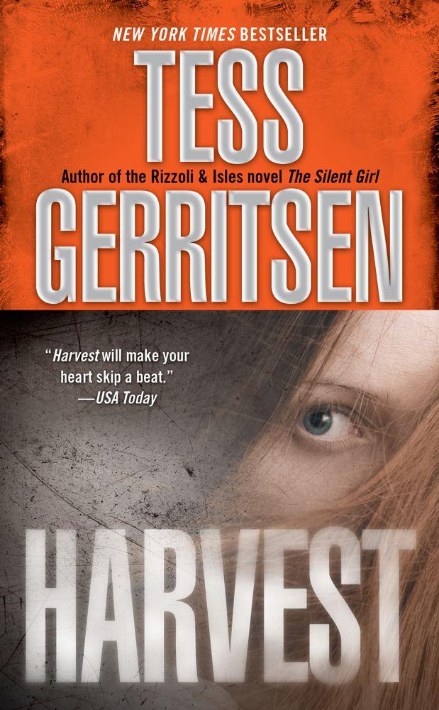 Harvest Cover