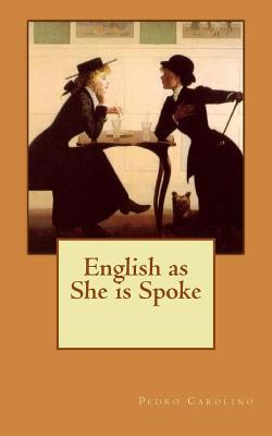 English as She is Spoke Cover Image