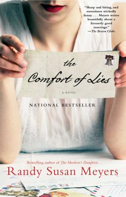 The Comfort of Lies Cover