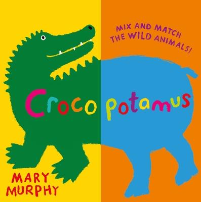 Cover for Crocopotamus