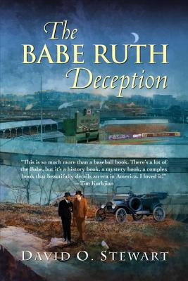 The Babe Ruth Deception (A Fraser and Cook Mystery #3) Cover Image