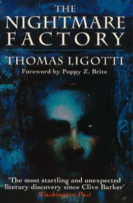 The Nightmare Factory Cover Image