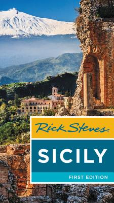 Rick Steves Sicily Cover Image
