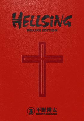 Hellsing Deluxe Volume 3 Cover Image