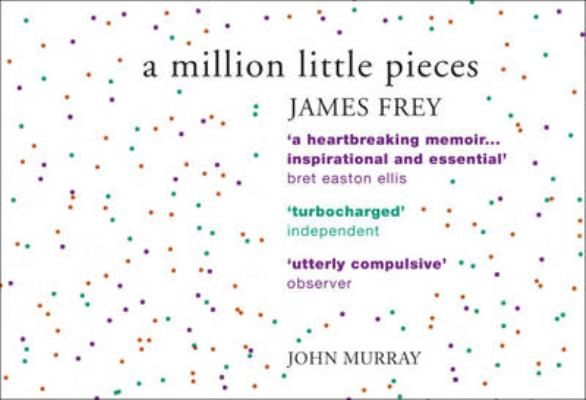 a million little pieces essays Free essay: monique paquette mrs ambos eng4ui january 6th 2013 a million  little pieces put back together the world is full of people.