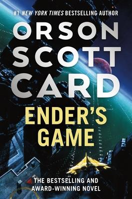 Ender's Game (The Ender Saga #1) Cover Image