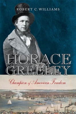 Horace Greeley Cover
