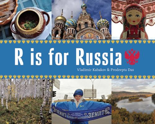 R Is for Russia Cover