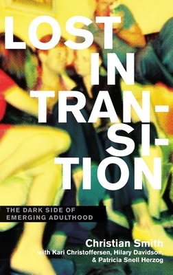 Lost in Transition Cover