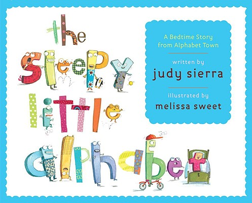 The Sleepy Little Alphabet Cover