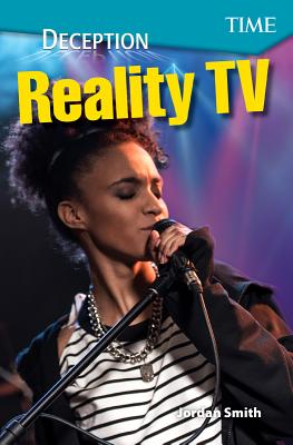 Deception: Reality TV (Exploring Reading) Cover Image