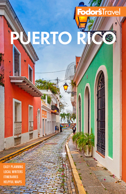 Fodor's Puerto Rico (Full-Color Travel Guide #9) Cover Image