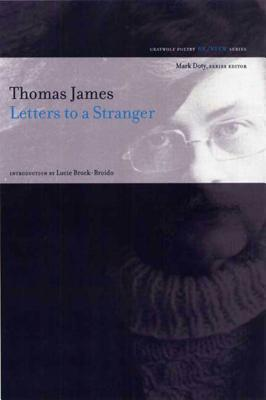 Letters to a Stranger: Poems (Re/View) Cover Image