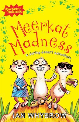 Meerkat Madness Cover
