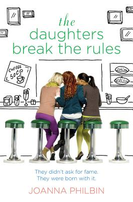 The Daughters Break the Rules Cover