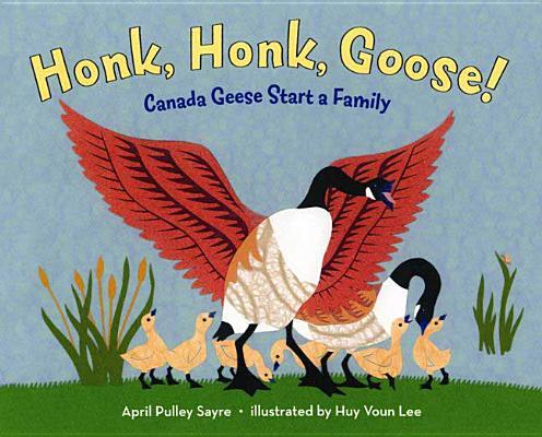 Honk, Honk, Goose! Cover