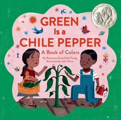 Green Is a Chile Pepper Cover