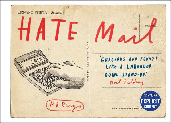 Hate Mail Cover
