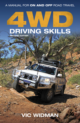 4WD Driving Skills: A Manual for On- And Off-Road Travel Cover Image
