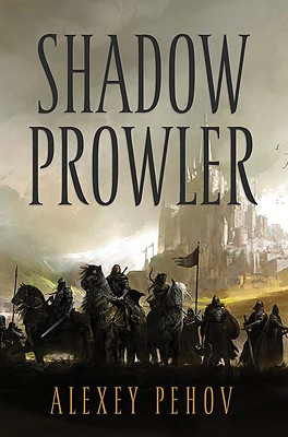 Shadow Prowler Cover