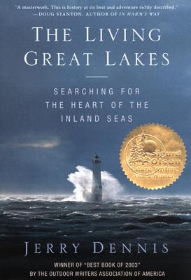 The Living Great Lakes Cover