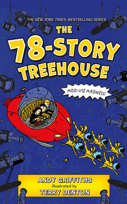 The 78-Story Treehouse Cover Image