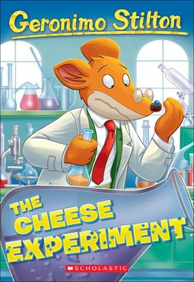Cheese Experiment (Geronimo Stilton #63) Cover Image