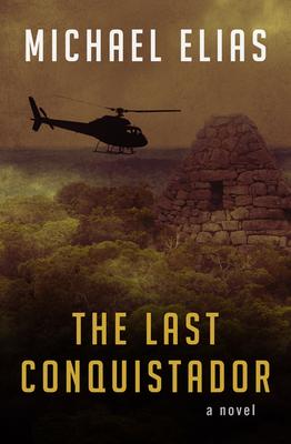 The Last Conquistador Cover