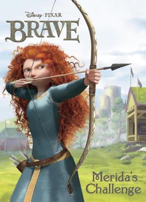 Merida's Challenge Cover Image