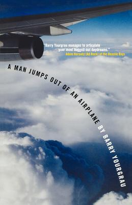 A Man Jumps Out of an Airplane Cover Image