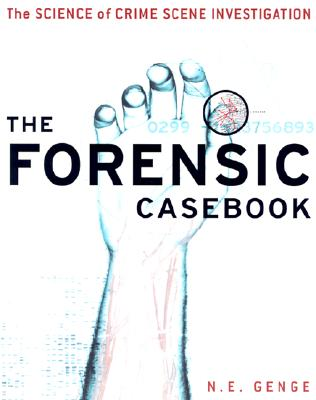 The Forensic Casebook Cover